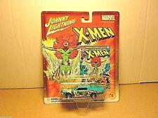 Johnny Lightning Marvel Comics #2 Wolverine 17 Die Cast 70 HEMI Cuda MOC X-men