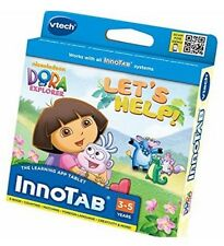 VTech Dora The Explorer Lets Help E-Book Works With Innotab System