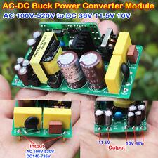 AC-DC Step Down Voltage Regulator Power Supply Isolation 100V-520V to 10V-36V