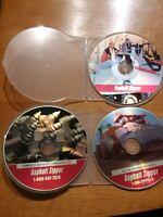 Asphalt Zipper Repair & Maintenance Operators Manual CD set AZ500 AZ-500 AZ