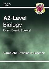 A2-Level Biology Edexcel Complete Revision & Practice by CGP Books (Paperback, …