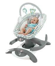 Fisher-Price 4-in-1 Rock 'n Glide Soother Baby Glider Rocker swing Bouncer CBT81