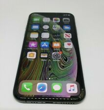 Verizon Apple iPhone XS - 64GB - Black (Verizon) A1920  Cracked Front and Back