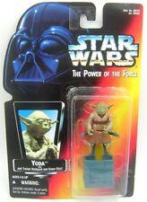 Star Wars POTF2 Red Card Yoda