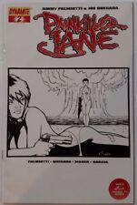 Painkiller Jane #2 Amanda Conner 1:10 Sketch Variant RARE HTF TV SHOW