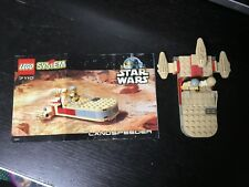 Lego Star Wars set 7110 Landspeeder, maybe complete(?)