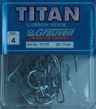 Grauvell Titan 310PS 10 hameçons triple n°4
