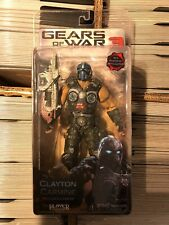 NECA Player Select Gears Of War 3 Series 1 Clayton Carmine 7-inch Action Figure