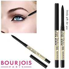 New Bourjois Liner Stylo Eyeliner Pencil & Taille Sharpener 61 Ultra Black 0.28g