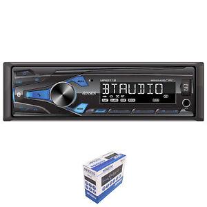 Jensen MPR2110 Single Din Bluetooth AM/FM MP3 USB/AUX Digital Car Stereo