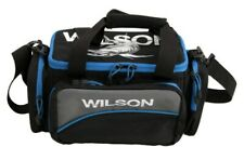 Wilson Gold Series Fishing Tackle Bag with 4 Tackle Trays