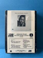 8 track - John Coltrane - The Coltrane Legacy with slip