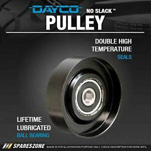 Dayco Air Condition Tensioner Pulley for Nissan Micra K11 1.3L 4 cyl DOHC 16V