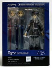 Figma Sword Art Online Alicization Kirito Alicization Ver. 435 Action Figure