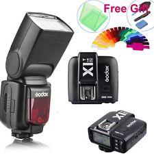 Godox TT685N 2.4G 1/8000s i-TTL GN60 Flash With X1N Trigger & Receiver for Nikon