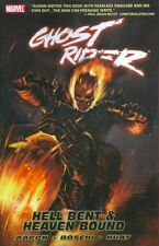 MARVEL COMICS GHOST RIDER HELL BENT & HEAVEN BOUND TRADE PAPERBACK TPB JOHNNY