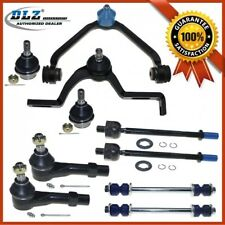 10 Pc Suspension for Ford Explorer Ranger Control Arm Ball Joint Tie Rods