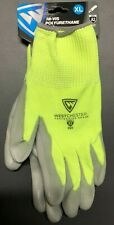 West Chester XL Polyester Polyurethane Dipped Multipurpose Gloves   HVY37205-XL