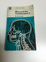 Vintage book: Man and the Vertebrates: 2 A.S. Romer, Pelican 1970