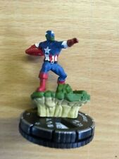 Heroclix Marvel 10th Aniversario Set Capitán América (Skrull) #023 tarjeta Chase no