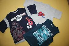 TOPOLINO KID TIME T-Shirt Shirt 3-tlg Set Hemd BAUMWOLLE Gr. 98