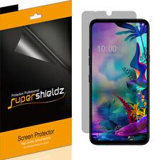 2x Supershieldz Privacy Anti-Spy Screen Protector for LG G8X ThinQ (Main Screen)