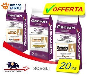 Monge GEMON BREEDERS 20 kg  Performance / Regular / Super Energy - Per CANI
