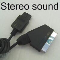 Nintendo 64 N64 - Scart TV Cable AV Lead UK/PAL - NEW!