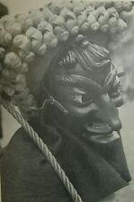 Künzig : Die alemannisch-schwäbische Fasnet - Erstausgabe 1950  Elzach Rottweil