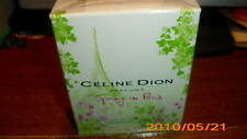 Celine Dion EDT Spring in Paris~1.7 oz.New