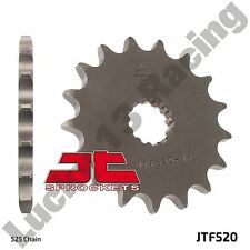 JT 17 tooth 525 pitch front sprocket to fit Hyosung GT 650 Naked S R Sport II
