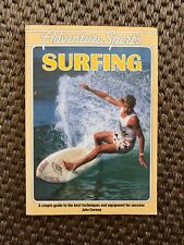 Adventure Sports Surfing By John Conway