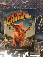 Walt Disney's Beverly Hills Chihuahua DVD - With Slipcover.