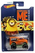2017 Hot Wheels Despicable Me Minion Made #6 Monster Dairy Delivery