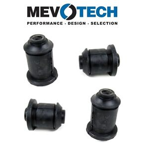 For Chevy GMC Cadillac Yukon Set of 4 Front Lower Control Arm Bushings Mevotech