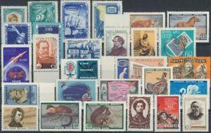 Sowjetunion ,   Lot - Briefmarken /Sätze CH22867  postfrisch**