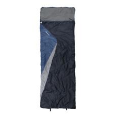 10T Rockfort - Saco con formato sábana individual, con cabezal, 220 x 80 cm, pol