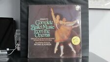 DONIZETTI COMPLETE BALLET MUSIC FROM OPERAS, ALMEIDA - SEALED LP 9500 673