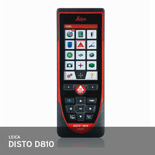 Leica Disto D810 Touch Laser Distance Meter 200M 660ft Bluetooth IP54 30 Memory