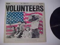 VINTAGE Rock Roll Music Record ~JEFFERSON AIRPLANE~ Vinyl LP Album Original 1969