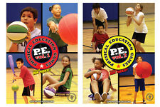 Physical Education Games ( 2 DVD Set) - Free Shipping