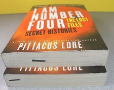 I Am Number Four: The Lost Files: Secret Histories by P. Lore  Paperback (NEW)