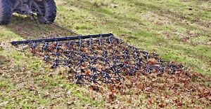 ATV Heavy Duty 6ft Drag Chain Harrows By Rock Machinery