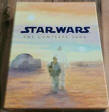 Star Wars: The Complete Saga - BLURAY BOX mit 9 Blu-rays - Krieg der Sterne TOP