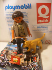 playmobil ZOO Safari bebe Lion inedit edition speciale QUICK FRANCE Neuf