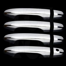 FOR HONDA CIVIC 2012 2013 2014 2015 CHROME 4 DOOR HANDLE COVERS w/oPSK Handles