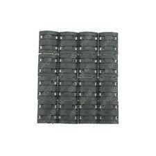 Tactical Textured Rail Panel Profile 20mm Picatinny Anti-Slip Rail Cover - 16pcs