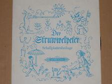"Der Struwwelpeter 7"" Edition Peters Rec."