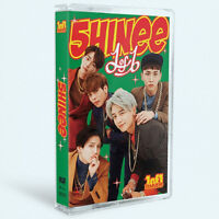 SHINEE-[1 OF 1] 5th Album Cassette Tape Ver Limited Edition Sealed