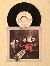 The Who You Better You Bet 7 Inch Vinyl Single 45 Warner Brothers 1981